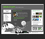 Download Template Monster Flash Template 11696