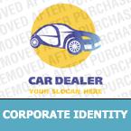 Corporate Identity Template #13595