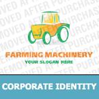 Corporate Identity Template #13786