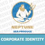 Corporate Identity Template #14197