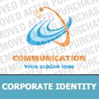Corporate Identity Template #14725