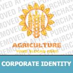 Corporate Identity Template #15009