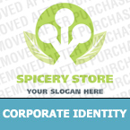 Corporate Identity Template #15878