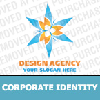Corporate Identity Template #17084