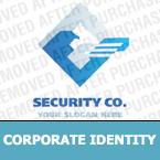 Corporate Identity Template #17286