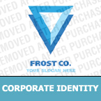 Corporate Identity Template #17854