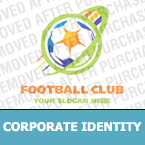 Corporate Identity Template #18151
