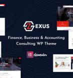 Zexus WordPress Theme