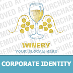 Corporate Identity Template #18557