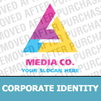 Corporate Identity Template #19572