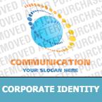 Corporate Identity Template #19886