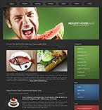 ...интернет магазина на тему Еда и напитки, на основании шаблона 20139.