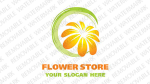 Flowers Low Budget website inspirations at your coffee break? Browse for more Logo #templates! // Regular price: $10 // Sources available: .PSD, .CDR #Flowers #Low Budget #Logo