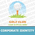 Corporate Identity Template #21389