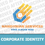 Corporate Identity Template #21855