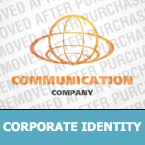 Corporate Identity Template #23738