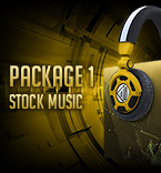 Stock music pack template 23961 - Buy this design now for only $65