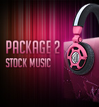 Stock music pack template 23962 - Buy this design now for only $64