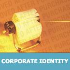 Corporate Identity Template #24320