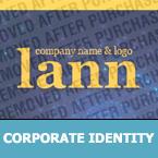 Corporate Identity Template #24323