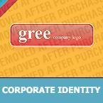 Corporate Identity Template #24324