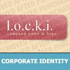 Corporate Identity Template #24336