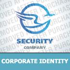 Corporate Identity Template #24627