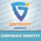 Corporate Identity Template #24734