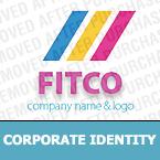 Corporate Identity Template #25016