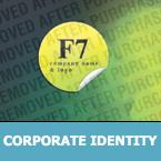 Corporate Identity Template #25402