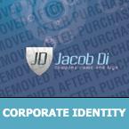 Corporate Identity Template #25405