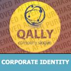 Corporate Identity Template #25591