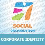 Corporate Identity Template #25771