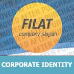 Corporate Identity Template #25843