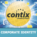 Corporate Identity Template #25923