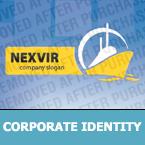 Corporate Identity Template #26291