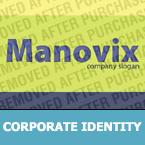 Corporate Identity Template #26540