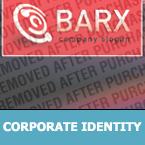 Corporate Identity Template #27071