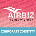 Corporate Identity Template #27072