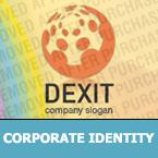 Corporate Identity Template #28336