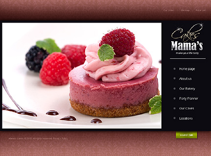 Food & Drink CSS Dynamic Swish Wide Templates SWiSHmax3 Templates website inspirations at your coffee break? Browse for more Dynamic SWiSH Site #templates! // Regular price: $60 // Sources available:.SWF,  .HTML,  .PSD, .SWI #Food & Drink #CSS #Dynamic Swish #Wide Templates #SWiSHmax3 Templates #Dynamic SWiSH Site
