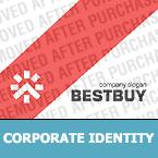 Corporate Identity Template #29173