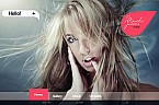 Flash CMS Template Template #30009