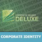 Corporate Identity Template #30274