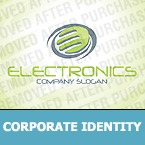 Corporate Identity Template #30335