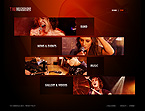 Dynamic SWiSH Site Template #30401