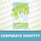 Corporate Identity Template #30447
