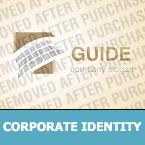 Corporate Identity Template #30565