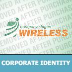 Corporate Identity Template #30568