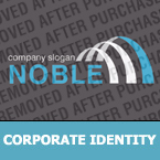 Corporate Identity Template #30795
